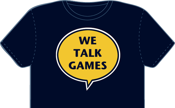 We Talk Games Logo