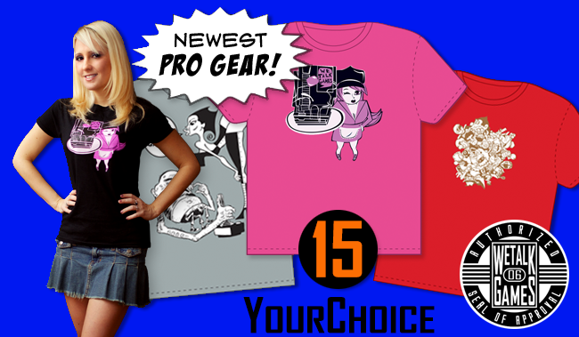 New to Our Pro Gear Store